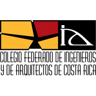 Logo of Colegio Federado de Ingenieros y de Arquitectos de Costa Rica