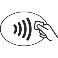 Logo of NFC - near field communication