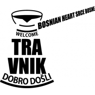 Logo of Travnik welcome dobro došli
