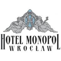 Znalezione obrazy dla zapytania hotel monopol logo