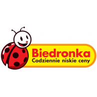Logo of Biedronka