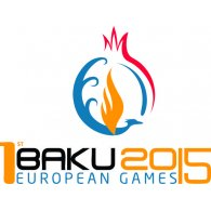 Logo of European Games Baku 2015