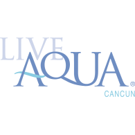 Logo of Live Aqua Cancun