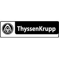 Logo of Thyssen Krupp