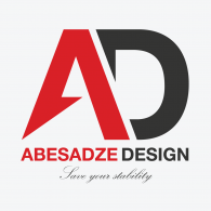Logo of Abesadze Design