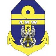 Logo of Akademia Marynarki Wojennej Gdynia Stare Logo