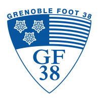 Logo of Grenoble Foot 38