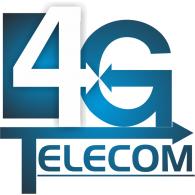 Logo of 4G Telecomunicação