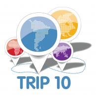Logo of Trip 10 Viagens e Turismo