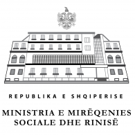 Logo of Ministria e Mireqenies Sociale dhe Rinise