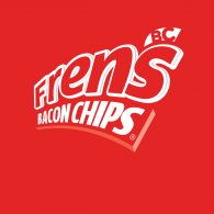 Logo of Frens Bacon Chips 2015
