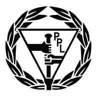 Logo of Pesäpalloliitto