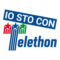Logo of Telethon - Io sto con Telethon