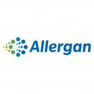 Logo of Allergan