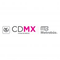 Logo of Metrobús CDMX