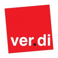 Logo of Verdi Gewerkschaft