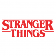 Logo of Stranger Things