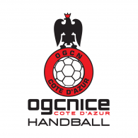 Logo of OGC Nice Handball