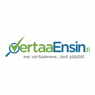 Logo of VertaaEnsin