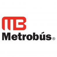 Logo of Metrobús Distrito Federal