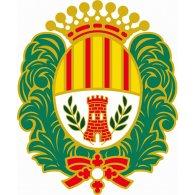 Logo of Escut Ajuntament Terrassa antic