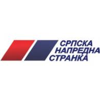 Logo of Srpska Napredna Stranka