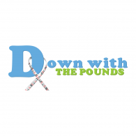 Logo of Down With the Pounds
