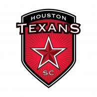 Logo of Texans SC Houston
