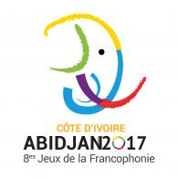 Logo of Jeux de la Francophonie Abidjan