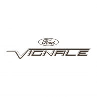 Logo of Ford Vignale