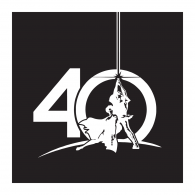 Logo of Star Wars 40th Anniversary