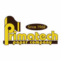 Logo of Primatech Paper Company Heroes NBC