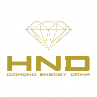Logo of HND Diamond Energy Drink