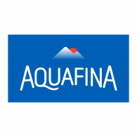 Logo of Aquafina