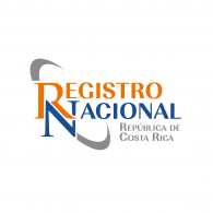 Logo of Registro Nacional de Costa Rica