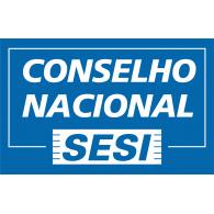 Logo of Sesi Conselho Nacional