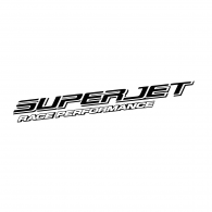 Logo of Yamaha Superjet