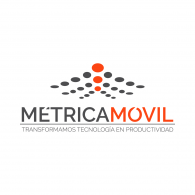 Logo of Metrica Movil