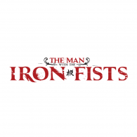 Logo of The Man with the Iron Fists