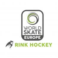 Logo of World Skate Europe Rink Hokey