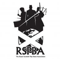 Logo of Royal Scottish Pipe Band Association (RSPBA)