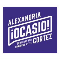 Logo of Alexandria Ocasio