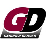 Logo of Gardner Denver