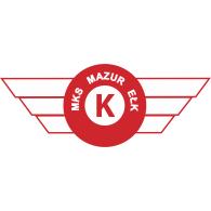 Logo of MKS Mazur Ełk