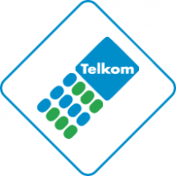 Logo of Telkom