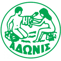 Logo of AKS Adonis Idaliou