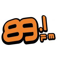 Logo of 89.1 FM