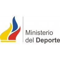 Logo of Ministerio del Deporte