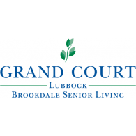 Logo of Grand Court - Brookdale Senoir Living