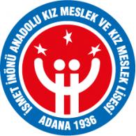 Logo of ADANA, İSMET İNÖNÜ KIZ MESLEK LİSESİ